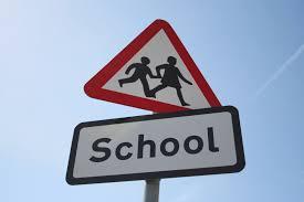 School-verkeersbord